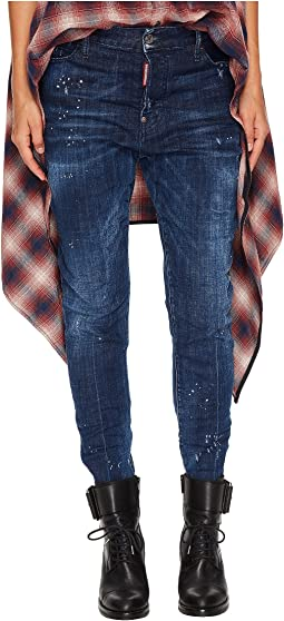 DSQUARED2 - Londean Medium Wash Jeans in Blue