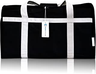 Insulated Food Carrier Bag: Multi-Purpose | Lightweight | Reusable |Commercial Quality Grade | Insulated Carrier Bag for Hot and Cold Temperatures with Extra Storage by Superior Shoppers