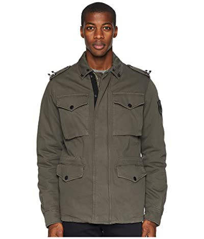 Versace Jeans Couture Military Jacket (Thyme) Men
