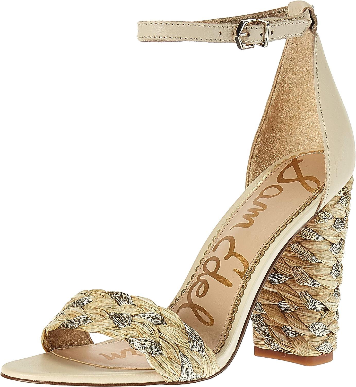 Sam Edelman Womens Yoana Heeled Sandal