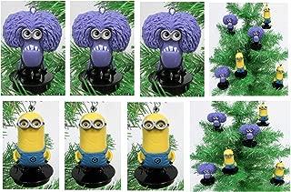 Best purple minion ornament Reviews