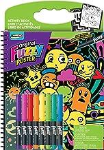 RoseArt Original Fuzzy Poster Activity Book