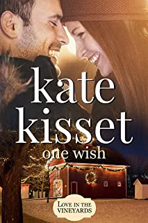 One Wish: Firefighter Romance, Small Town Christmas Romance (Sweet Matchmakers Romcom)