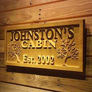 custom made signs wooden