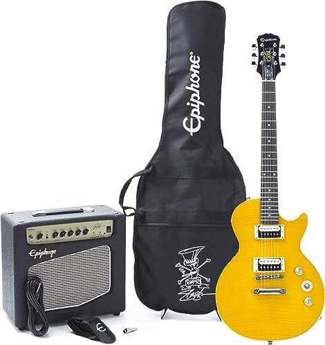 Venta barata Epiphone Epiphone Epiphone Slash AFD Les Paul Performance Pack · Set guitarra eléctrica  70% de descuento