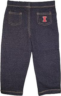 Creative Knitwear University of Illinois Power I Denim Jeans