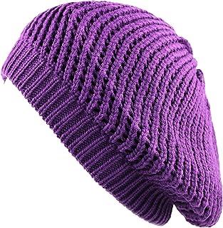 90ef542f9 Amazon.com: Purples - Berets / Hats & Caps: Clothing, Shoes & Jewelry