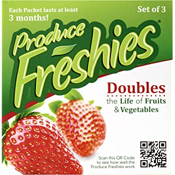 Produce Freshies Saver Packets (Set of 3)