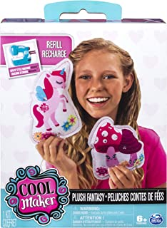 Sew Cool Stuffed Characters 5 Project Kit - Fantasy