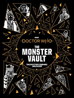 Doctor Who: The Monster Vault (English Edition)