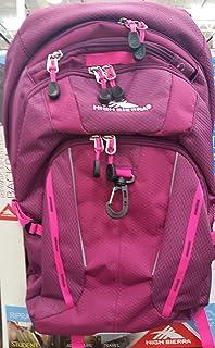 High Sierra Riprap Lifestyle Backpack-Pink by High Sierra