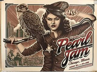 Best pearl jam poster wrigley 2018 Reviews