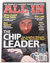 ALL-IN Poker Magazine (Nov 2010) The Chip Leader: Can He Win the Nov 9?