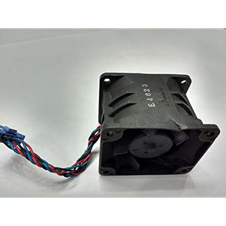 Invento 50x40x38mm Double Stage Cooling Fan 12V DC for 3D Printer Robotics DIY