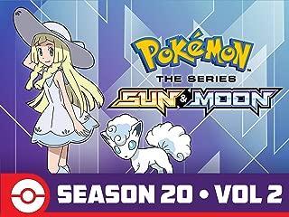 Pokémon the Series: Sun & Moon - Season 20, Volume 2