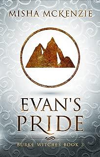 Evan's Pride (Burke Witches Book 3)