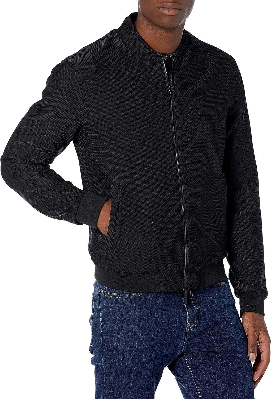 Emporio Armani Men's Bomber Jacket
