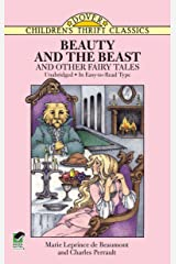Beauty and the Beast and Other Fairy Tales (Dover Children's Thrift Classics) Kindle Edition