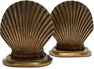 Best brass seashell bookends Reviews