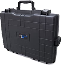 Casematix Heavy Duty Channel Effects Mixer Case Compatible with Mackie Mix Series Mix12FX, ProFX8V2, 402vLZ4, 1202vLZ4 Usb...
