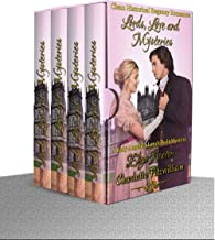 Lords, Love and Mysteries Box Set (Books 1-4) (Large Print): Clean Historical Regency Romance (A Lady Angelica Landerbelt ...