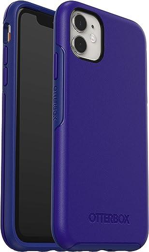 اوتربوكس اغطية وحافظات لجوال ايفون 11، ازرق