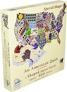 SunsOut American Quilt 600pc