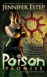 Poison Promise (Elemental Assassin Series Book 11)