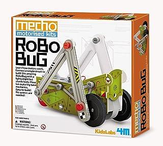 4M Mecho Robobug Eğlenceli Bilim