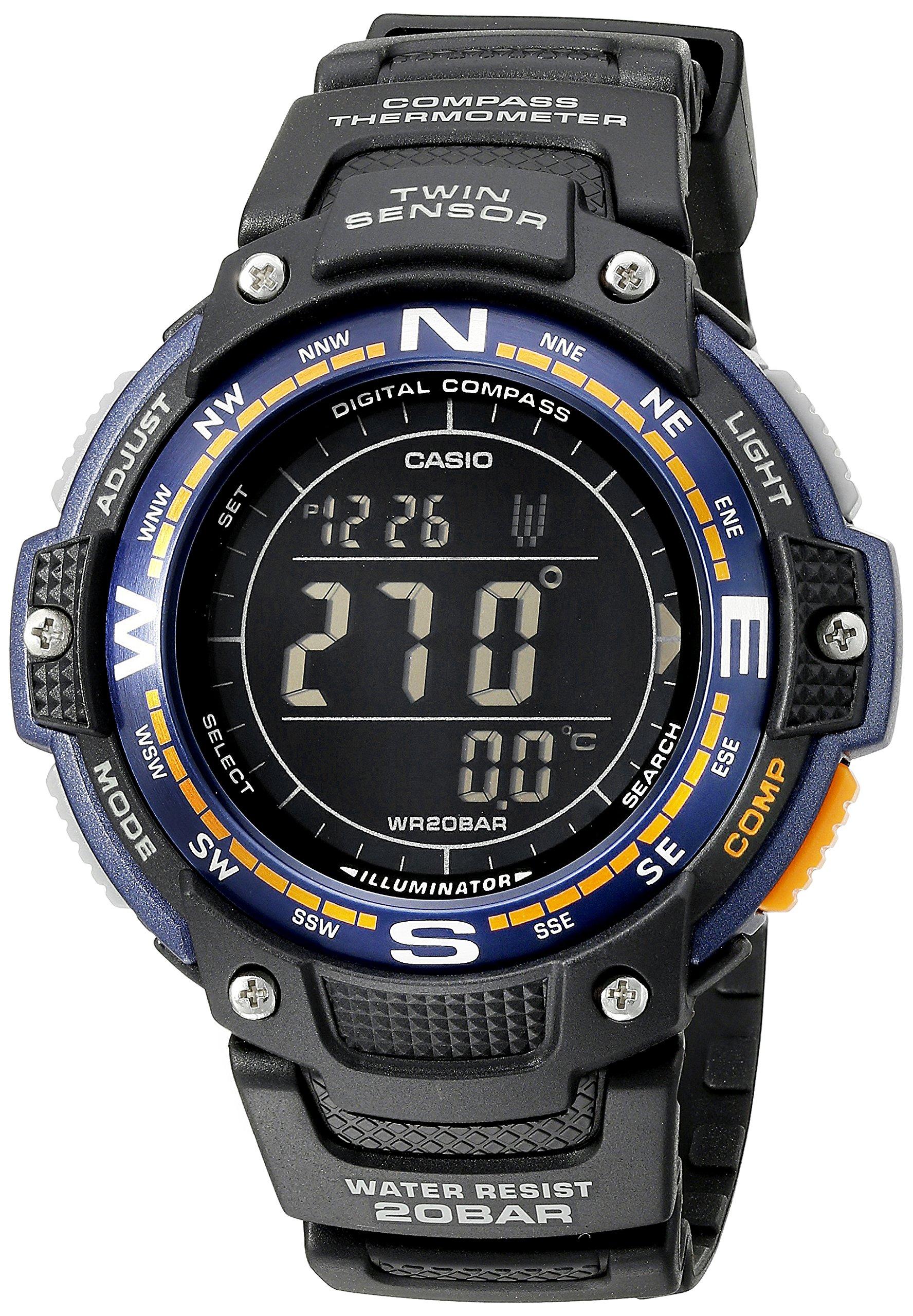 Casio SGW 100 2BCF Sensor Digital Display
