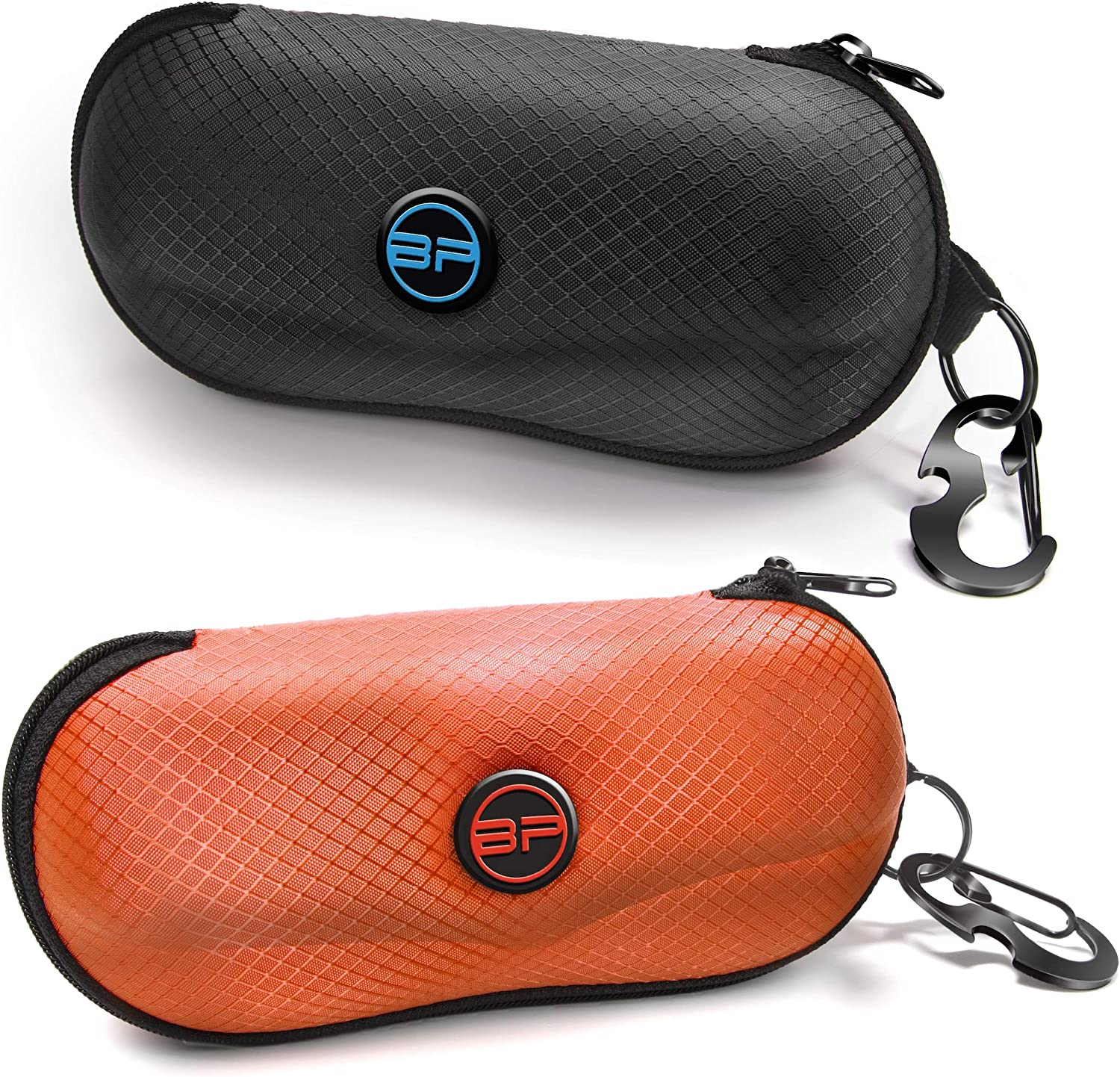 BLUPOND Sunglasses Case Semi Hard 2021 autumn and winter new EVA Shell Metal with Hanging Max 71% OFF H
