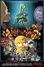 THE SIMPSONS TREEHOUSE OF HORROR 12