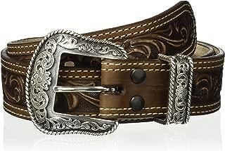 Nocona Men's San Antonio USA Brown Belt