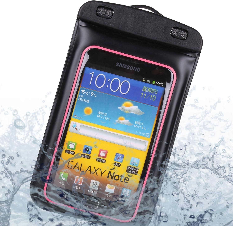 WGS Universal Waterproof Case Cellphone Dry Bag Pouch for BLU G50 Mega, J7L, J5L, C6L 2020, C5L 2020