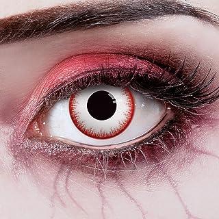 aricona Kontaktlinsen Zombie contactlenzen voor Halloween - gekleurde contactlenzen zonder sterkte - zachte contactlenzen...