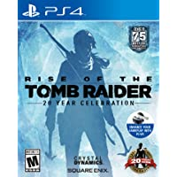 Rise of the Tomb Raider for PlayStation 4 by Square Enix