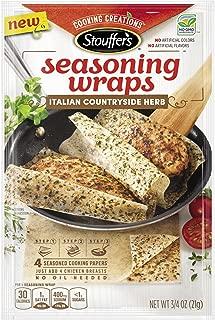 Stouffers Seasoning Wraps Italian Countryside Herb, 0.74 oz