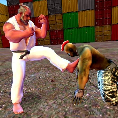 Martial Art Super Fighting Kungfu Karate Games