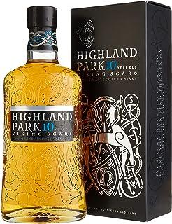 Highland Park 10 Years Old mit Geschenkverpackung Whisky 1 x 0.7 l