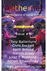 Aethernet Magazine Issue 9 Kindle Edition