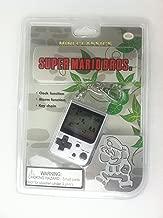 Nintendo Mini Classics Super Mario Bros. Electronic Handheld Game Key Chain