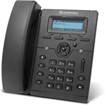 Sangoma s206 VoIP Phone with POE (or AC Adapter Sold Separately)