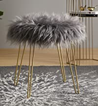 Amazon Com Fur Vanity Stools