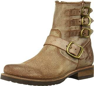 FRYE Women's Veronica Belted Short Boot