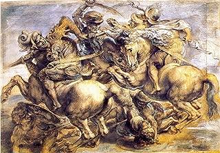 Odsan Gallery The Battle Of Anghiari - By Leonardo Da Vinci - Canvas Prints 20