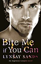 Bite Me If You Can: Book Six (Argeneau Vampires 6)
