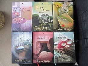 Annie's Attic Mysteries, 6 volume set