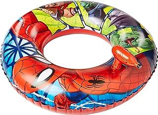 Marvel Spider-Man Splash 'N Blast Inflatable Inner Tube and Water Blaster