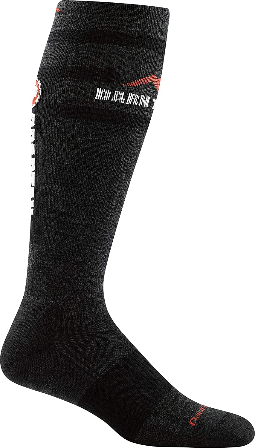Darn Tough Spartan Over The Calf Light Cushion Sock  Women's