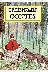 Contes: Texte original de Charles Perrault Format Kindle
